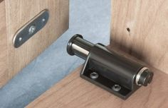 Use This Invisible Latch To Keep Hidden Doors Or Any Door