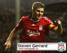Steven Gerrard, my captain #LFC #LFCTHAI #LIVERPOOLFC