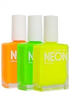 Insanely hot neon shades!!!