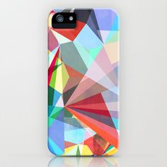 Colorflash 5 iPhone & iPod Case by Mareike Böhmer Graphics - $35.00
