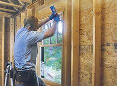 Weatherproof Window Installation, Episode 3: Insulation and Air-Sealing