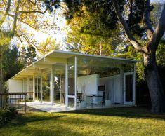 Craig Ellwood (1922-1992)   Zack Residence   Crestwood Hills, Brentwood, CA   1952