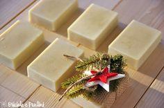 sapone fai da te all'olio di oliva e miele