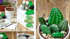 Kavicsból kaktuszt – Ötletes DIY dekoráció minden otthonba
