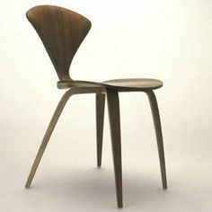 Extraordinary furniture: Norman Cherner Side Chair