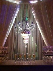 Stunning Wedding Cake Chandelier by Jay Qualls!