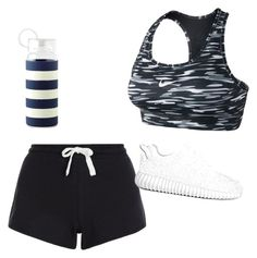 """""""simple"""" by seeya183 on Polyvore featuring NIKE, Kate Spade, women's clothing, women, female, woman, misses and juniors"""