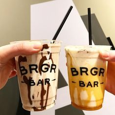 THE INSIDE SKINNY ON... Brunching and Happy Houring at BRGR Bar!