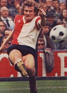 Wim Jansen, Nooit de meest opvallende speler, maar onmisbaar voor Feyenoord en Oranje.
