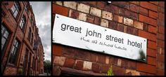 Great John Street by @Jonathan Griffith Draper
