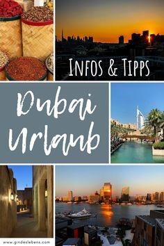 Wir stellen euch das Reiseziel Dubai näher vor und beantworten Fragen wie: wie warm wird es in Dubai, wann ist die beste Reisezeit für Dubai, wie teuer ist Dubai und haben Informationen, die für eine Dubai Reise nützlich sind. Dubai Urlaub Vorbereitung, Infos & Tipps für eine Dubai Reise - unsere Dubai Reisetipps auf www.gindeslebens.com #Dubai #DubaiUrlaub #DubaiReise #DubaiTipps #DubaiReisetipps In Dubai, Backpacking, Places To See, To Go, Asia, Wanderlust, Pictures, Travel, Travel Alone