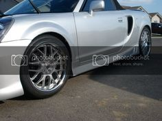 Here are some pictures. Mr2 Car, Pretty Cool, How To Look Pretty, Rims For Sale, Keyhole Covers, Ground Effects, Battle Creek, Winter Project, Do What Is Right