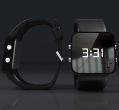 1:Face Watch LED Charity Wristwatch