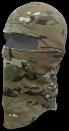 MULTICAM  TACTICAL FACE MASK  (NINJA MASK)