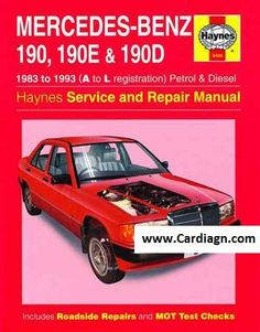 Star service cds and dvds mercedes repair manuals pinterest star mercedes benz 190 190e 190d 1983 1993 repair manual fandeluxe Images