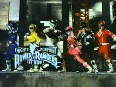 Mighty Morphin Power Rangers The Movie   Secrets Revealed
