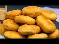Wszyscy są zachwyceni tymi kotlecikami mięsnymi!   Smaczny.TV - YouTube Bread Recipes, Cake Recipes, Cooking Recipes, Carne Picada, Beignets, Ground Beef Recipes, Fritters, Finger Foods, Appetizers