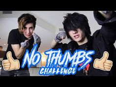 NO THUMBS CHALLENGE | Johnnie Guilbert & Bobby Mares