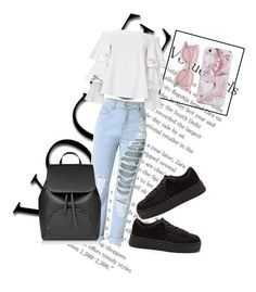 """""""Untitled #96"""" by ajla3788 ❤ liked on Polyvore featuring Exclusive for Intermix"""