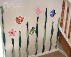 Jack's Finding Nemo birthday party | CatchMyParty.com