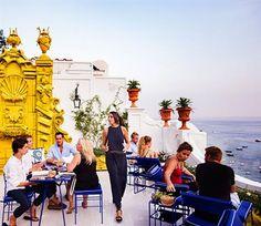 Franco's Bar, Positano #SeeYouForDrinks
