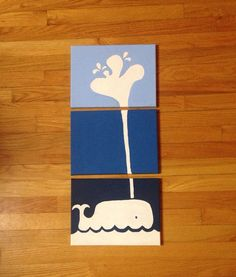 Whale Hello There by SouthernClothCo on Etsy