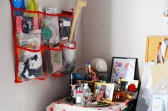 #sewingroom #decor #sewingstudio #vivatveritas