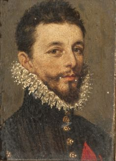 Portrait of a Gentleman, by Alonso Sánchez Coello (1570/1590)
