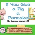 This pack contains -a reading comprehension game with 30 questions and an answer key-a pig describing sheet and student printable (2 versions t...