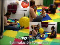 Programa de estimulación temprana, sábados de 9:00 am a 11:00 para mamis & babies de 0 a 18 meses.