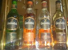 Glenfiddich Sortiment