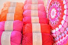 Hooks and more: BIG NEWS: byClaire yarn !!