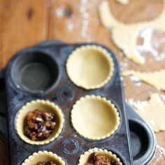 One bite of a home-made shortcrust pastry mince pie and you'll never want to buy them again.