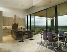 Desert Contemporary 618 - contemporary - kitchen - other metro - Soloway Designs Inc.