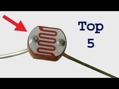 Top 5 useful LDR projects, very easy electronics diy projects. Today i will show you how to make top 5 useful electronics diy projects using ldr sensor, very. Electronic Circuit Design, Electronic Kits, Electronic Schematics, Electronic Engineering, Electronics Components, Diy Electronics, Electronics Projects, Electrical Projects, Electrical Tools