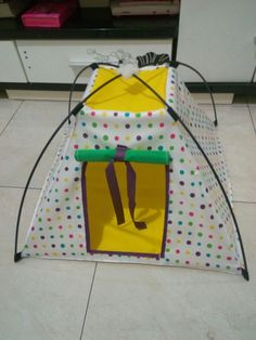 Pet house for cat or  toy story kid