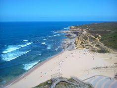 Praia de Ribeira de Ilhas, Ericeira, Portugal