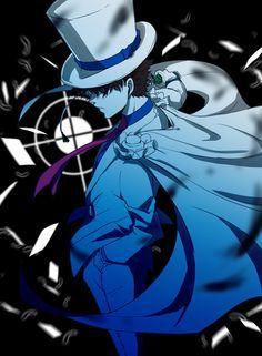 The true thief is not me - Fanfic of secret_of_stars on Animexx. - The true thief is not me – fanfic of secret_of_stars on Animexx.de (Overview) You are in the right - Magic Kaito, Anime Guys, Manga Anime, Kaito Kuroba, Amuro Tooru, Gosho Aoyama, Kaito Kid, Detective Conan Wallpapers, Detektif Conan