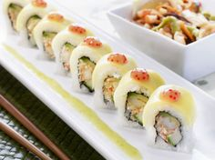 sushi for lunch -- Sushi everyone? We certainly have over two-dozen a variety of Sushi with our food list! That has a selection in this way i am positive. , sushi for dinner Sashimi, Sushi Recipes, Asian Recipes, Cooking Recipes, Tapas, Sushi Comida, Onigirazu, Sushi Night, Sushi Love