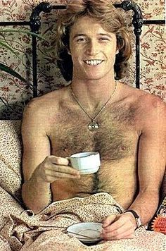 waking up with andy gibb
