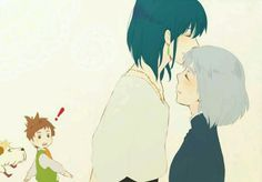 Howl's moving castle :)