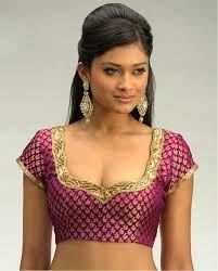 how to make a regency dress using a sari blouse and sari