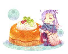 Levi Baskerville Dessert ||| BellBox ||| Pandora Hearts Fan Art