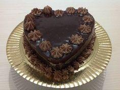 Torta Lujuria de Chocolate ( especial san Valentín )