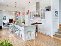 Leatherman Residence by Alan Mascord Design Associates  (stone clad fireplace)