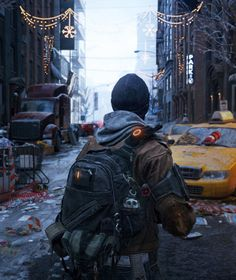 Ubisoft- The Division (in game) The Division Cosplay, Playstation, Xbox, Arte Zombie, Mode Geek, Division Games, Fifa, Tom Clancy The Division, Army Wallpaper