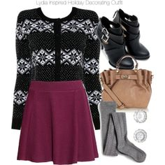 Lydia Martin Inspired Outfit