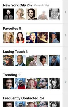 App of the Week: Brewster - An Address Book To Organize Your Social Contacts