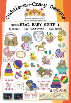 REAL BABY STUFF 1