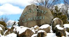 Swan Point Cemetery on Providence's East Side. Several notable people buried there, including H.P. Lovecraft. Gorgeous landscaping makes it a beautiful place to walk, for birdwatching, etc.